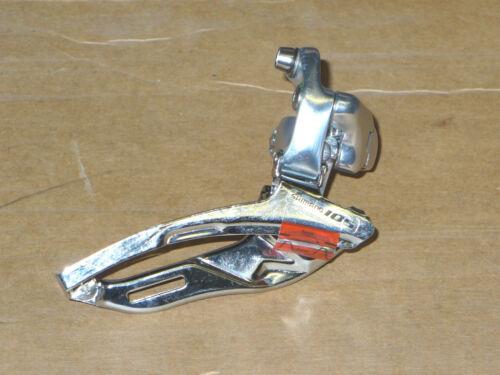 Shimano 105 Front Derailleur NOS 31.8  model #5504 9 speed tripple