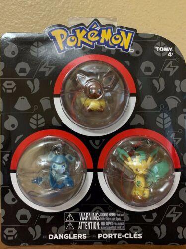 Pokemon Papillons publicitaires EEVEE Glaceon leafon à Collectionner Accessoires action figure