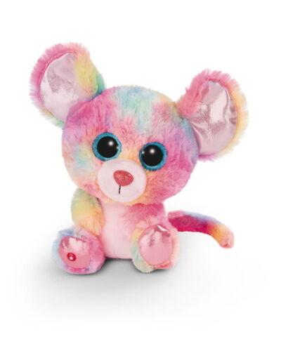 25cm GLUBSCHIS Kuscheltier Maus Candypop