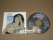 Patricia Manterola Hambre De Amor 1994 Melody Cd Cancionero Mexico