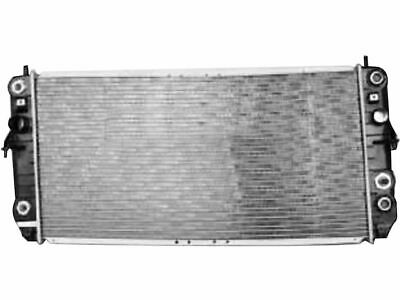 For 2000-2005 Cadillac DeVille Radiator TYC 85777HH 2001 ...