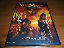 The Mummy: Tomb of the Dragon Emperor (DVD, Widescreen 2008) Brendan Fraser NEW