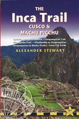 Trailblazer Inca Trail: Cusco & Machu Picchu *FREE SHIPPING - IN STOCK - NEW*