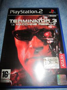 PS2-Playstation-2-TERMINATOR-3-Le-Macchine-Ribelli-Boxed