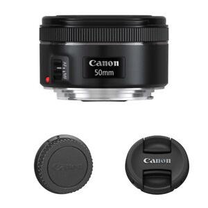 Canon-EF-50mm-f-1-8-STM-Standard-Autofocus-Lens-BRAND-NEW-for-DSLR-Cameras