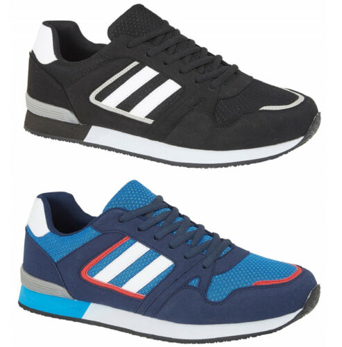 Urban Jacks ZX 750 Baskets Homme Hommes Casual Sports Running Fitness Gym Baskets