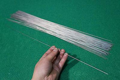 "1.2mm Titanium 6al-4v Wire .047/"" x 10/"" Straight Welding bar Grade 5 rod 50pcs"
