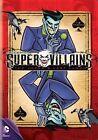 Super Villains Jokers Last Laugh 0883929251582 With Batman DVD Region 1