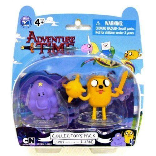 Adventure time lumpy /& jake figure collectors pack-neuf