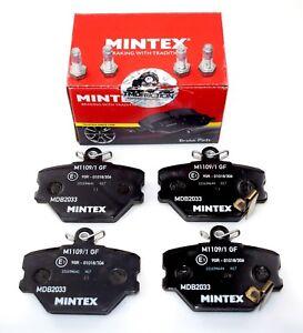 Mintex-Plaquettes-Frein-Avant-FORD-Smart-MDB2033-envoi-rapide-Real-Image-de-partie