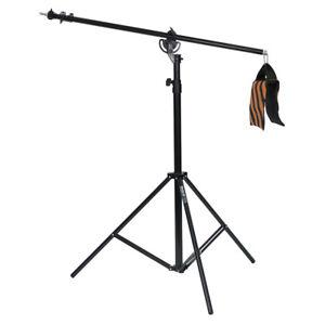 Phot-r-4m-Heavy-Duty-Foto-Studio-2en1-Combi-Giratorio-Boom-Brazo-Luz-Stand-Kit