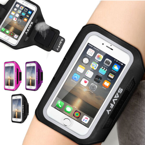 Sports Armband Case Holder Gym Running Jogging Arm Band Strap For Various Phone