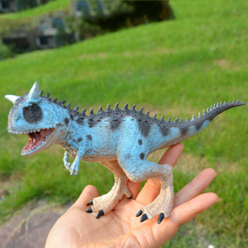 Jurassic Realistic Carnotaurus Pre-History Animal Dinosaur Figure Model Kids Toy