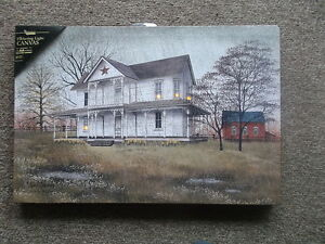 Battery Operated Lighted Canvas Print By Billy Jacobs April Showers 12 X 18 Quot Ebay