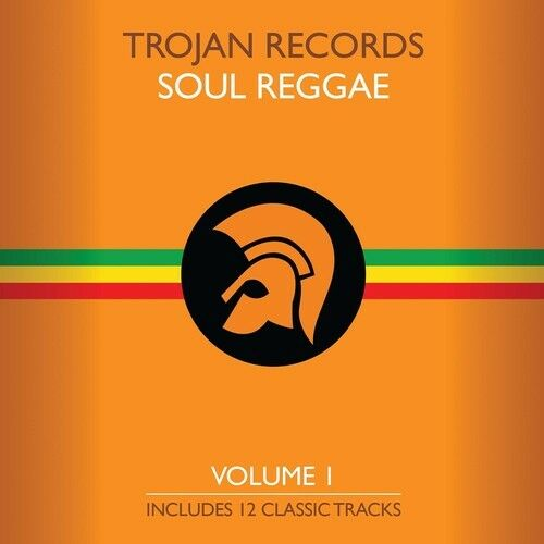 Various Artists - The Best Of Trojan Soul Reggae, Vol. 1 [New Vinyl LP]