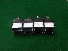 Airpax 5 Amp Push Pull Circuit Breaker Lot Of 8