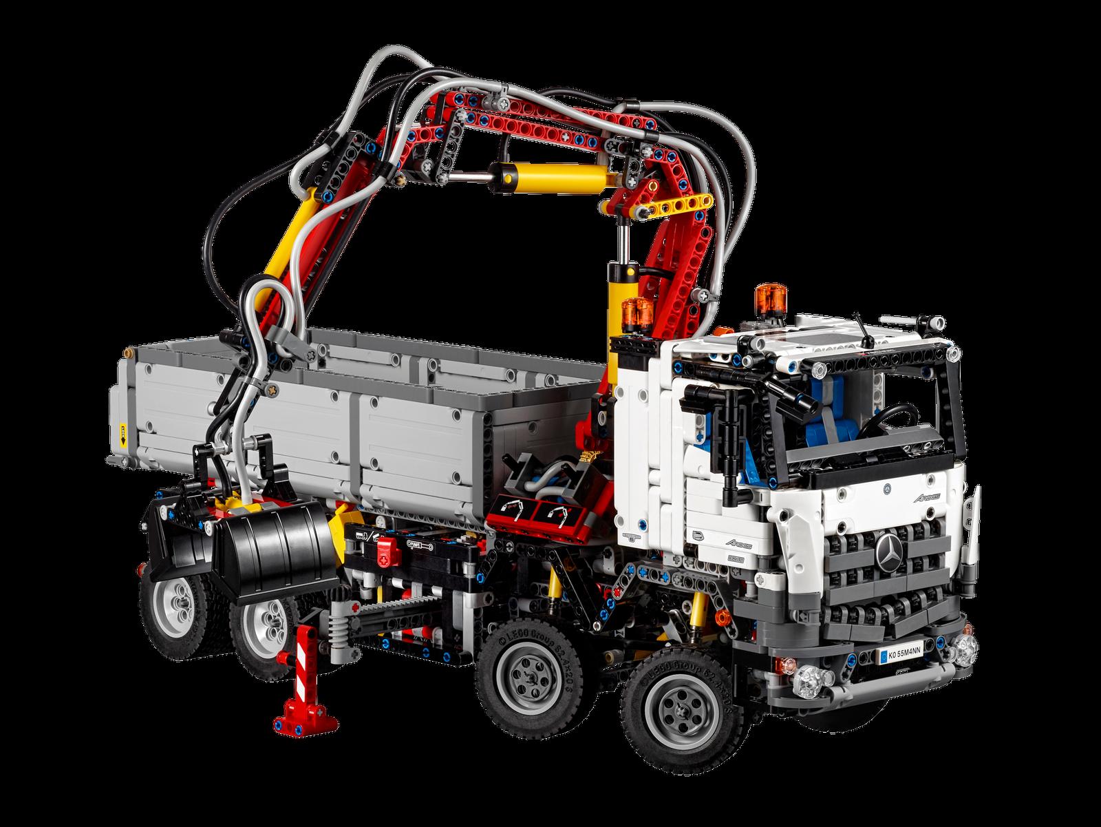 LEGO® Technic 42043 Mercedes-Benz Mercedes-Benz Mercedes-Benz Arocs 3245 128ec8