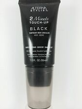 ALTERNA STYLIST 2 MINUTE ROOT TOUCH-UP BLACK 30ml - A Temporary Concealer