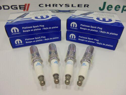 11-16 Challenger Charger 300 New Spark Plugs SRT SRT8 Set of 16 Mopar Oem