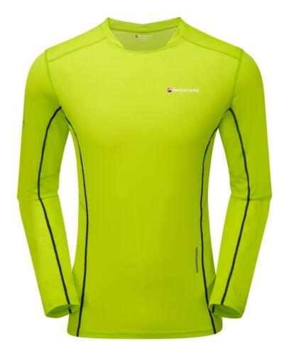 Technical wicking LS T Montane Razor Long Sleeve T-Shirt