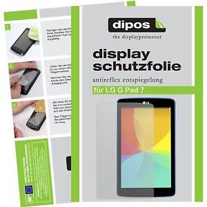 3x-dipos-LG-G-Pad-7-0-Pellicola-Prottetiva-Antiriflesso-Proteggi-Schermo