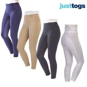 Just-Togs-Junior-Riding-Collants-GRATUIT-UK-LIVRAISON