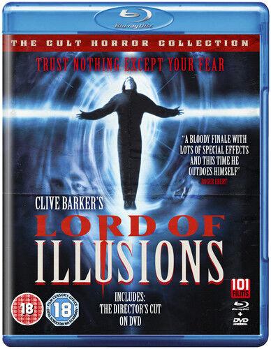 1 of 1 - Lord of Illusions Blu-ray (2014) Scott Bakula ***NEW***