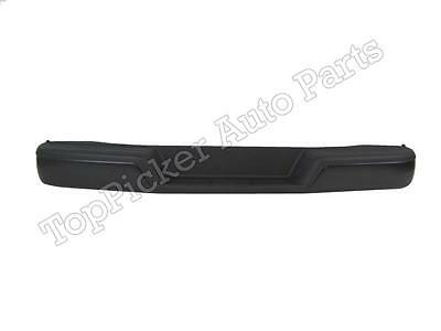 For 1996-2014 Express / Savana Van Rear Step Bumper Black Full Assy GM1103143