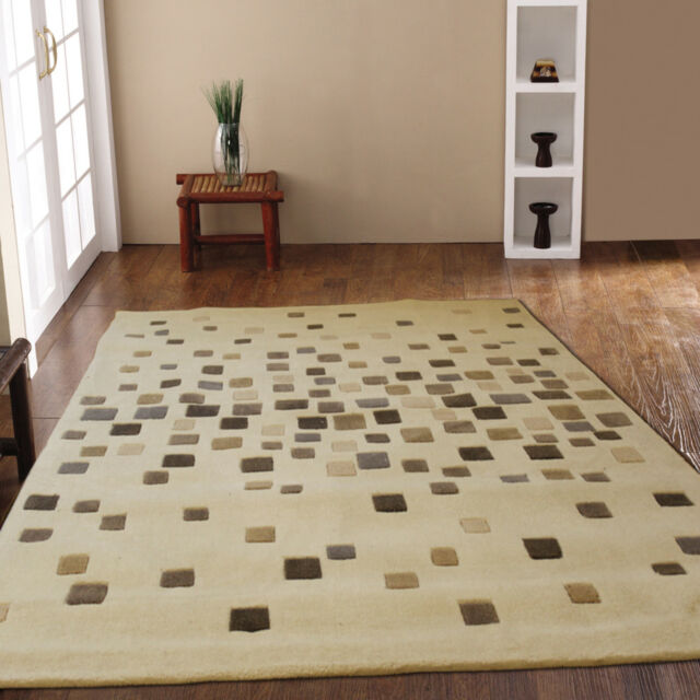 ACRYLIC RUG MULTI COLOUR LOW COST