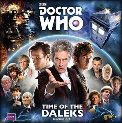 Doctor Who : Time Of The Daleks - DW001