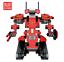Bausteine-Fernbedienung-Roboter-Robert-Klug-Spielzeug-Geschenk-Modell-Kind Indexbild 9