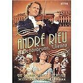 Andre Rieu - Live At Schonbrunn  Vienna (NEW DVD)