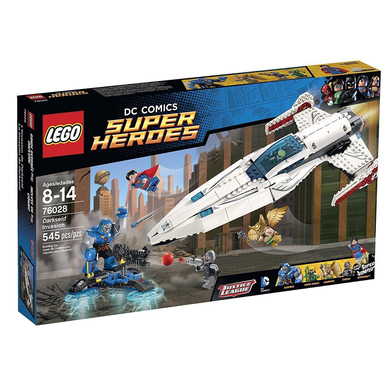 LEGO Superheroes 76028 Darkseid Invasion