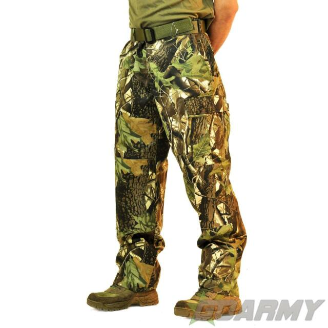 Mil-Tec U.S Style BDU Real Tree Camo Trousers