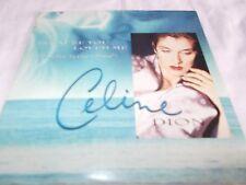 CELINE DION - BECAUSE YOU LOVED ME  - OZ 4 TRK CD SINGLE - CARD SLEEVE