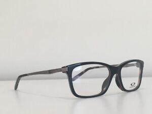 47394417192 56 Oakley OX1127-0152 Nine To Five Eyeglasses Black Tortoise Frame ...