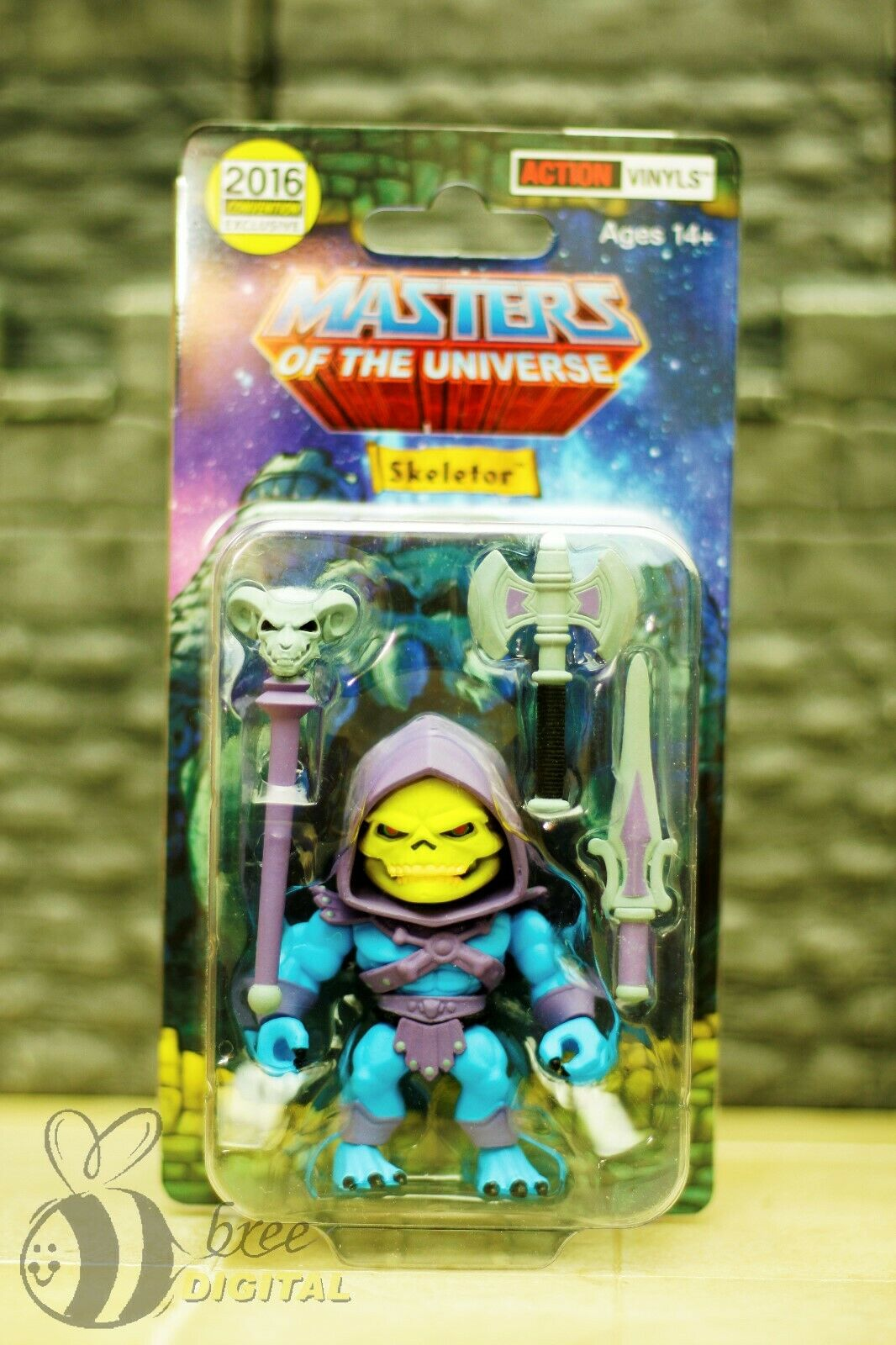 SDCC exclusive Loyal Subjects Subjects Subjects MOTU Skeletor and Trap Jaw 331bc7