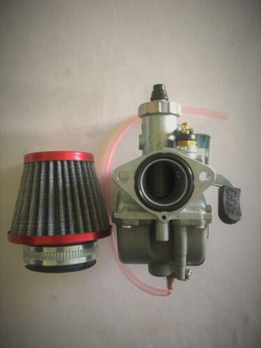 Carburetor /& Air Filter Honda CRF100F 2004-2008 CB125S 1980-1985 Carb VM26