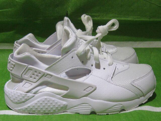 new Nike Huarache Run White 704949-110