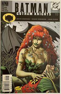 BATMAN-GOTHAM-KNIGHTS-15-English-7-0-VERY-FINE-DC-2001