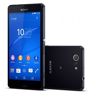 """4.6"""" Sony Ericsson Xperia Z3 Compact D5803 16GB Unlocked 4G Smartphone-4 Colors!"""