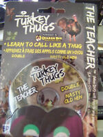 Turkey Thugs the Teacher Learn To Call Like A Thug - Instructive Dvd - 2 Calls