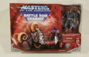 Les maîtres de l'univers Bataille Skeletor Ram Chariot Mattel 2002 Vintage
