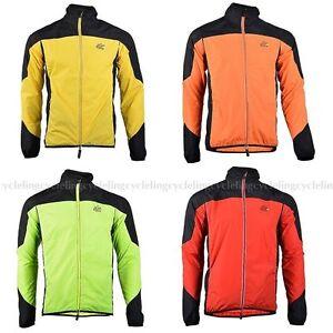 ROCKBROS-Bike-Cycling-Coat-Long-Sleeve-Cycling-Wind-Coat-4-Colors-New