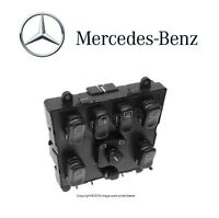 Mercedes Ml320 Ml55 Window Switch Quadruple With Mirror Adjustment 1638206610