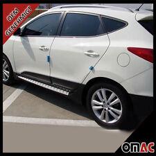 Hyundai iX35 Alu Trittbretter Schweller Seitenbretter Neu X5 Look
