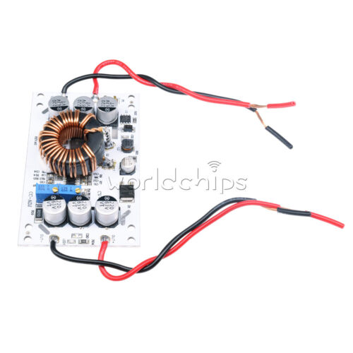 DC 600W 10A Converter Step-up Boost Constant Current Power Supply LED Driver