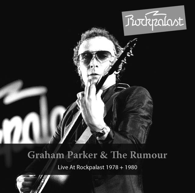 Graham Parker & The Rumor Live At Rockpalast 1978+1980 V1 Vinilo 2LP