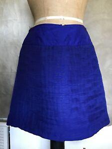 Haven Gonna Sopra Pintucks donna da il Blue Royal Reiss 6 Lined ginocchio corta orizzontale 61qf6rgH