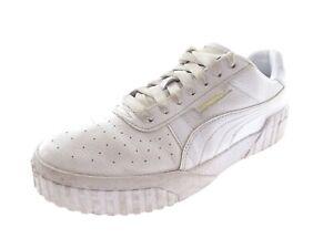 Puma Cali Wns Damen Schuhe Sneaker Laufschuhe Freizeitschuhe Weiß Gr 42